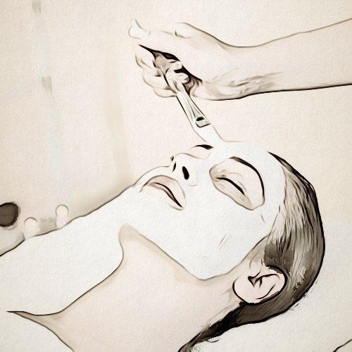 التقشير الكيميائي للجلد