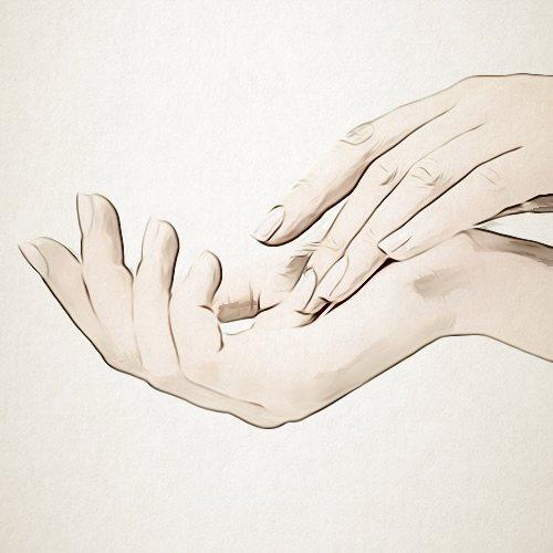 تجميل اليد