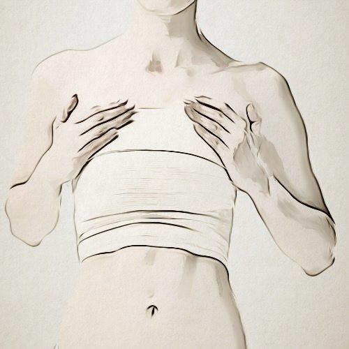 ما هي الطرق غير الجراحية لشد الثدي
