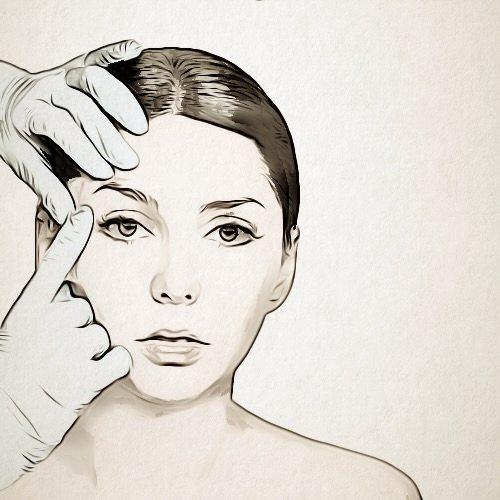 هل تترك عملية شد الحاجب ندبات دائمة على الوجه؟