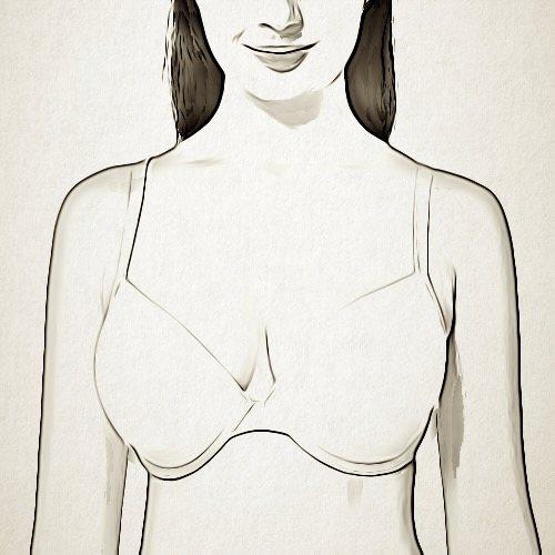 شد الثدي بدون جراحة