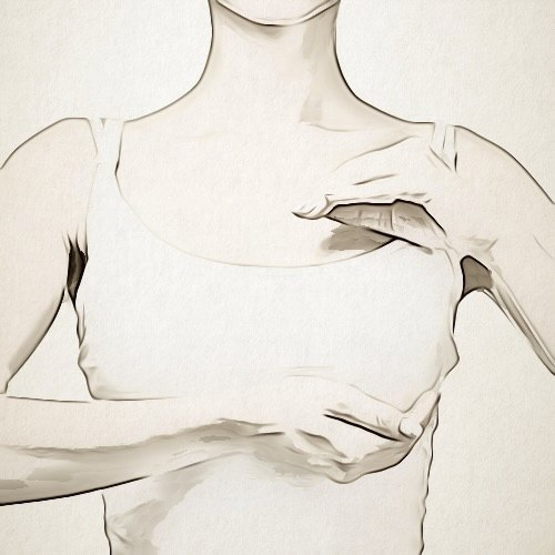 هل يمكن إجراء شد الثدي وتكبير الثدي في نفس الوقت؟